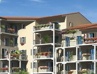 programme immobilier neuf les lices -  Kaufman & Broad