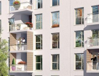 programme immobilier neuf Cap Village -  Kaufman & Broad
