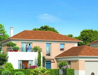 programme immobilier neuf green lodge ii maisons -  Kaufman & Broad