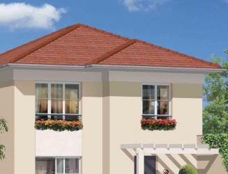 programme immobilier neuf green lodge ii maisons 3 -  Kaufman & Broad