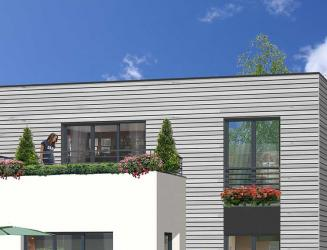 programme immobilier neuf Feel Wood Maisons -  Kaufman & Broad