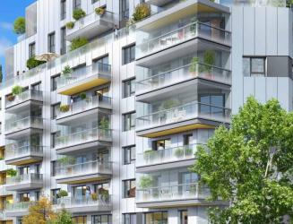programme immobilier neuf terrasses 105 -  Kaufman & Broad