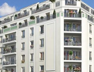 programme immobilier neuf Embellia -  Kaufman & Broad