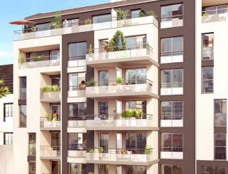 programme immobilier neuf le 5 baco -  Kaufman & Broad