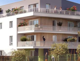 programme immobilier neuf le phare -  Kaufman & Broad