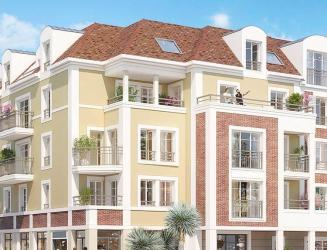 programme immobilier neuf Coeur Plessis -  Kaufman & Broad