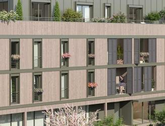 programme immobilier neuf Feel Wood Appartements -  Kaufman & Broad