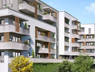 programme immobilier neuf Esprit Vence -  Kaufman & Broad