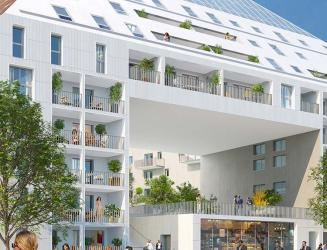 programme immobilier neuf Riveo Contemporain -  Kaufman & Broad