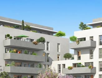 programme immobilier neuf Le Clos Andora -  Kaufman & Broad