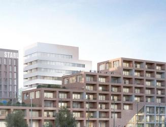 programme immobilier neuf Quai Starlette -  Kaufman & Broad