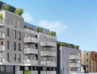 programme immobilier neuf canal et sens -  Kaufman & Broad